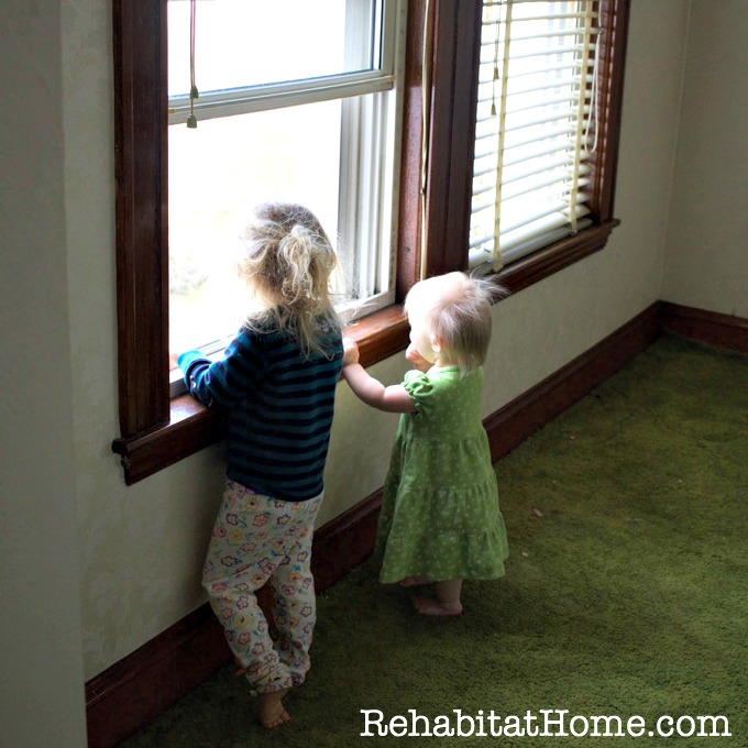 low window hazards to kids