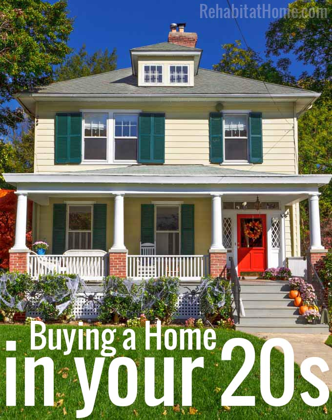 Steps for buying a home when you're young. How to save, buy smart, and invest well.
