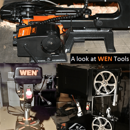 Entry-level power tools for the DIY'er: a look at Wen Tools